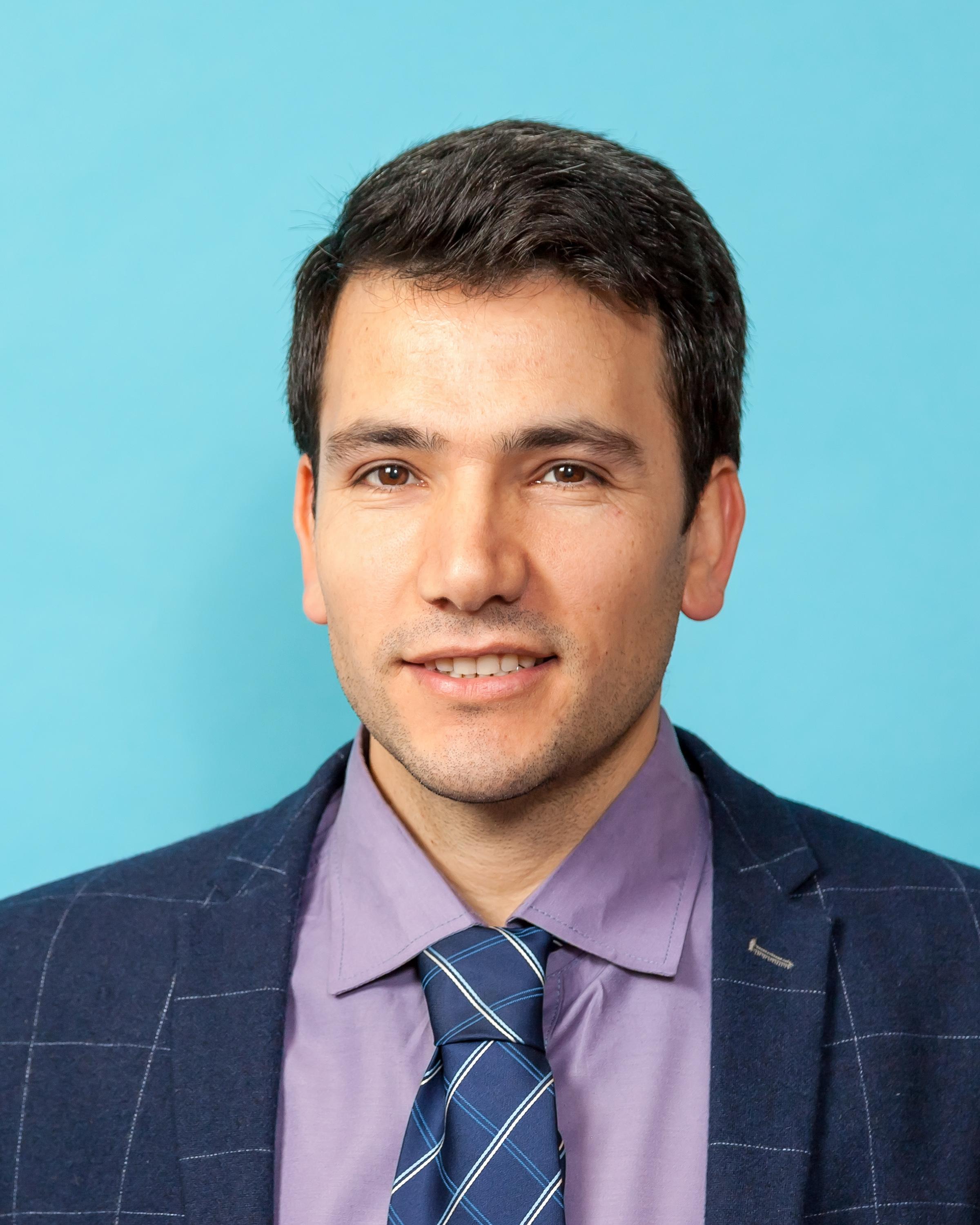 Jebraeel Gholinezhad